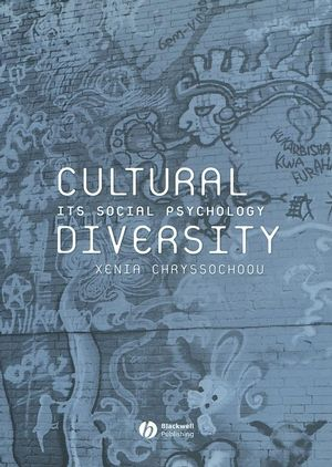 Cultural Diversity: Its Social Psychology (0631231234) cover image