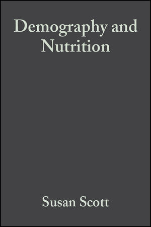 Demography and Nutrition: Evidence from Historical and Contemporary Populations (0632059834) cover image