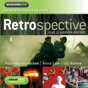 Retrospective Year 11 Modern History eBookPLUS