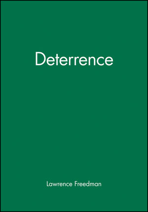 Deterrence (0745631134) cover image