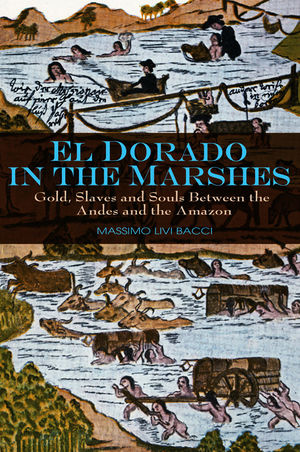 El Dorado in the Marshes: Gold, Slaves and Souls between the Andes and the Amazon (0745645534) cover image