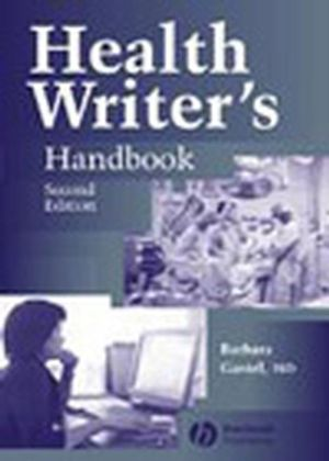 Health Writer's Handbook, 2nd Edition
