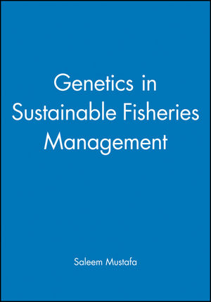 Genetics in Sustainable Fisheries Management (0852382634) cover image