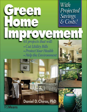 Green Home Improvement (0876290934) cover image