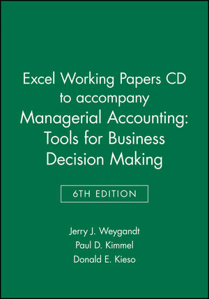 intermediate accounting excel working papers 14th edition Intermediate accounting 14 th edition is the market leader in providing the tools needed to understand what gaap is and how it is applied in practice through many editions, this textbook has continued to reflect the constant changes taking.