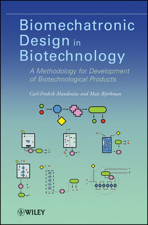 Biomechatronic Design in Biotechnology: A Methodology for Development of Biotechnological Products (1118067134) cover image