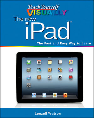 Teach Yourself VISUALLY The new iPad (1118252934) cover image