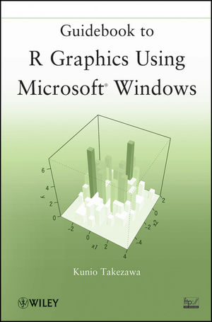Guidebook to R Graphics Using Microsoft Windows (1118270134) cover image