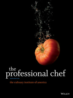 The Professional Chef, 9th Edition (1118558634) cover image