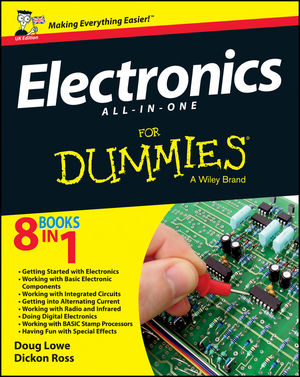 Electronics All-in-One For Dummies - UK, UK Edition