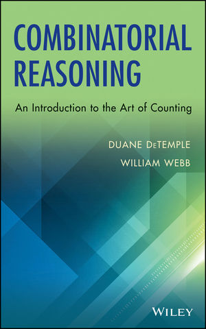 Combinatorial Reasoning: An Introduction to the Art of Counting (1118652134) cover image