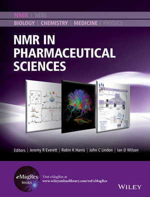 NMR in Pharmaceutical Science (1118660234) cover image