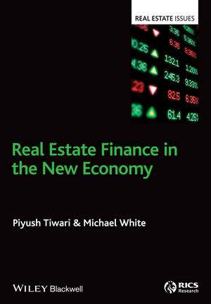 Real Estate Finance in the New Economy (1118836634) cover image