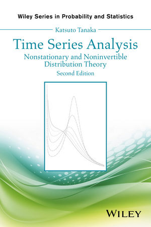 Time Series Analysis: Nonstationary and Noninvertible Distribution Theory, 2nd Edition (1119132134) cover image