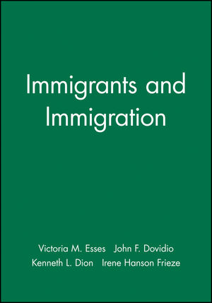 Immigrants and Immigration (1405100834) cover image