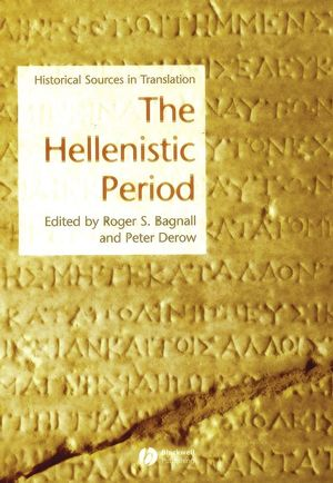 The Hellenistic Period: Historical Sources in Translation (1405101334) cover image