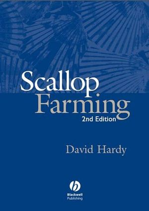 Scallop Farming, 2nd Edition (1405113634) cover image