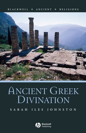 Ancient Greek Divination (1405115734) cover image