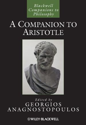 A Companion to Aristotle (1405122234) cover image