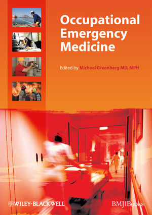 Occupational Emergency Medicine (1444329634) cover image