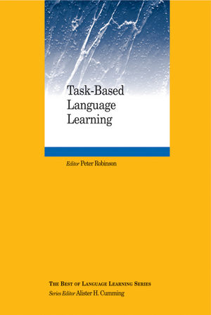 Task-Based Language Learning (1444350234) cover image
