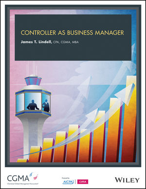 Controller as Business Manager (1940235634) cover image