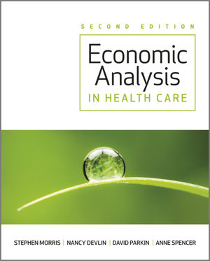 Economic Analysis in Healthcare, 2e (EHEP002734) cover image