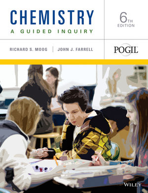 Chemistry: A Guided Inquiry, 6th Edition (EHEP002934) cover image