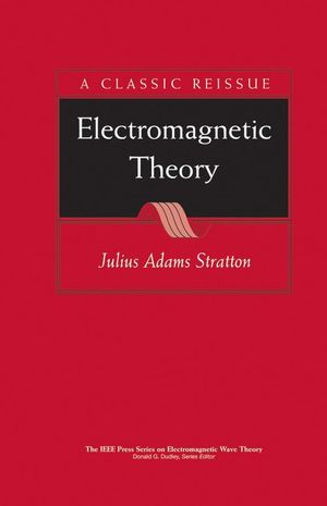 Electromagnetic Theory (0470131535) cover image
