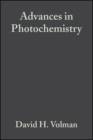 Advances in Photochemistry, Volume 6 (0470133635) cover image