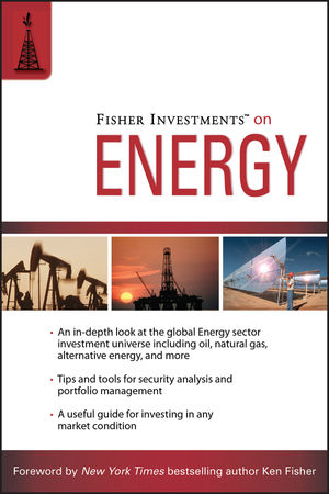 Fisher Investments on Energy (0470285435) cover image