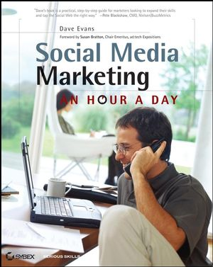 Social Media Marketing: An Hour a Day (0470439335) cover image