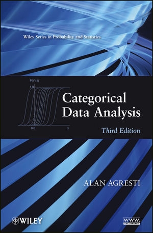 Categorical Data Analysis, 3rd Edition
