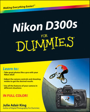 Nikon D300s For Dummies (0470571535) cover image
