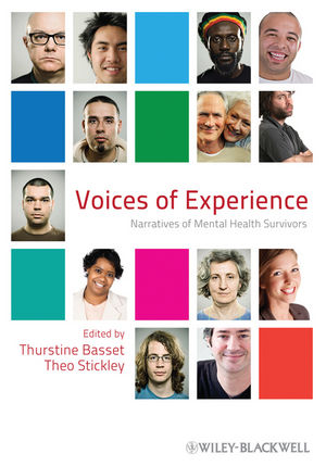Voices of Experience: Narratives of Mental Health Survivors (0470683635) cover image
