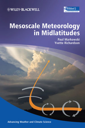 Mesoscale Meteorology in Midlatitudes (0470742135) cover image