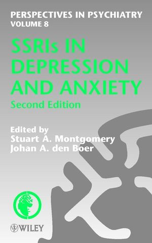 SSRIs in Depression and Anxiety, 2nd Edition