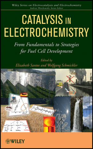 Catalysis in Electrochemistry: From Fundamental Aspects to Strategies for Fuel Cell Development (0470934735) cover image