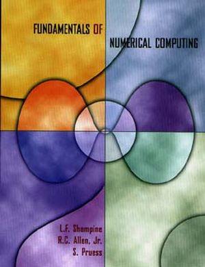Fundamentals of Numerical Computing