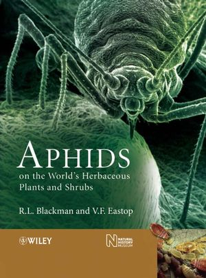 BOOK REVIEW: Blackman R.L. & Eastop V.F.: Aphids on the World's Herbaceous Plants and Shrubs.