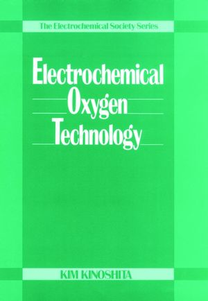 Electrochemical Oxygen Technology (0471570435) cover image