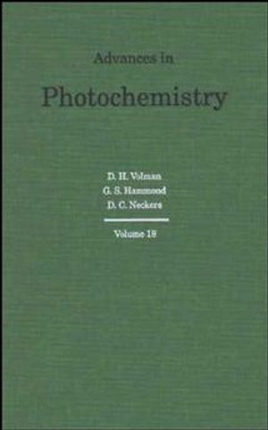Advances in Photochemistry, Volume 18