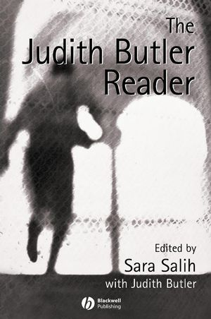 The Judith Butler Reader (0631225935) cover image