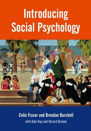 Introducing Social Psychology (0745610935) cover image