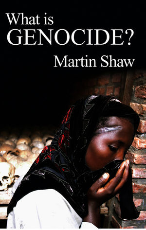 What is Genocide? (0745631835) cover image