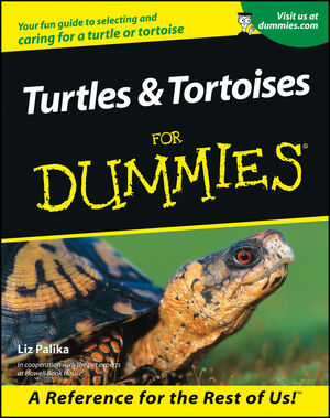 Turtles & Tortoises For Dummies (0764553135) cover image