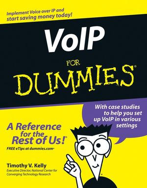 VoIP For Dummies