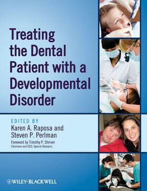 Treating the Dental Patient with a Developmental Disorder (0813823935) cover image