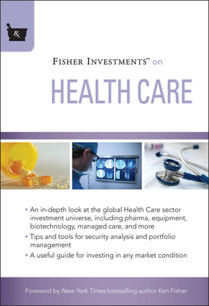 Fisher Investments on Health Care (1118009835) cover image