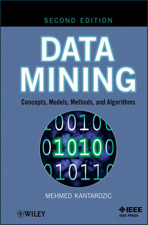 Data Mining: Concepts, Models, Methods, and Algorithms, 2nd Edition (1118029135) cover image